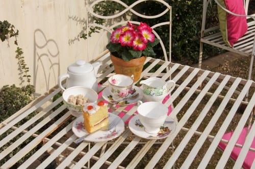 The Garden Tea Room North Hykeham Lincoln